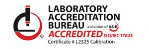 ISO Accredited LAB